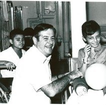 Image of Brazil Natal - Dr. Walsh; nurses