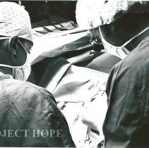 Image of Eye surgery with Dr. Fentleman