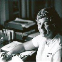 Image of Carol Fredriksen, HOPE paramedical coordinator