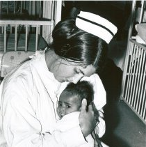 Image of Nancy Hitt, HOPE Pediatric Nurse, Pediatrics 1.