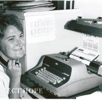 Image of Edie McKenna, Administrative Assistant