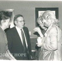 Image of Claudia Lukasik, Dr. Walsh, Helen Walsh, ?
