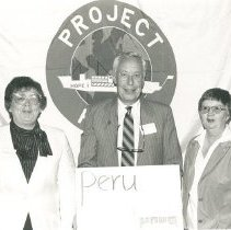 Image of REunion Peru:  ?, ?   Lee Olive Harrison
