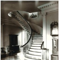 Image of Carter Hall - Staircase