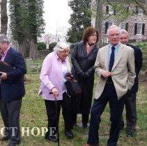 Image of Bob Morrow, J. Walsh, E. Childs, Faye Pyles, J. Wilhelm, Earl Rogers, Esthe
