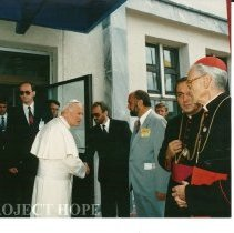 Image of Pope John Paul II