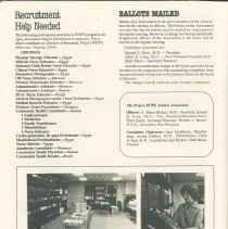 Image of the bulletin August 1979, Vol. 2, No. 2, Page 2