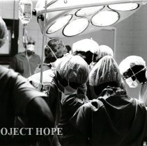 Image of Surgical team at Cornwall Regional Hospital