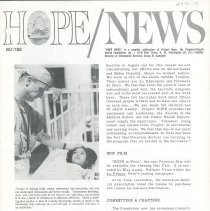 Image of HOPE/NEWS July 1963