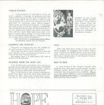 Image of HOPE/NEWS August/1963  page 4