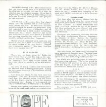 Image of HOPE/NEWS December/1963  page 6
