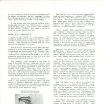 Image of HOPE/NEWS Report to the National Maritime Union  page 3