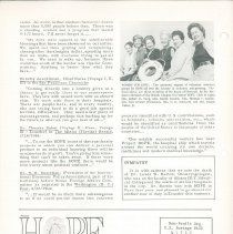 Image of HOPE/NEWS June 1964 page  4
