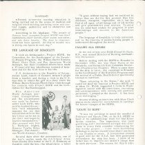 Image of HOPE/NEWS March/April 1965 page 2