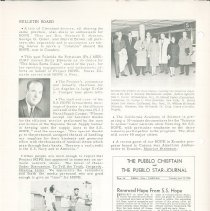 Image of HOPE/NEWS March/April 1965 page 4