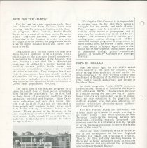 Image of HOPE/NEWS July/August 1965 page 2
