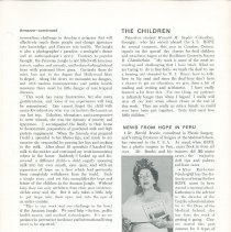 Image of HOPE/NEWS September/October 1965 page 5
