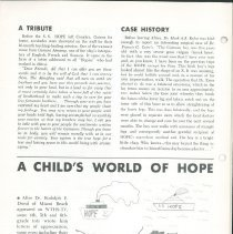 Image of HOPE/NEWS November/December 1965 page 4