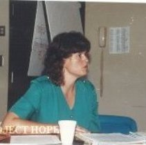 Image of Bettina Schwethelm, PhD Maternal Child Health Technical Director