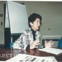 Image of Marjorie Souder, HIV/AIDS Technical Director
