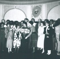 Image of Reunion 1987 in San Francisco Colombia