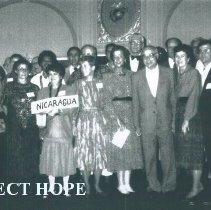 Image of Reunion 1988 in San Francisco Nicaragua