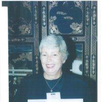 Image of Carol Frediksen at the 1996 reunion in Seattle.
