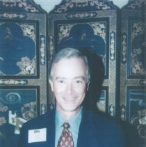 Image of John Wilhelm at the 1996 reunion in Seattle.