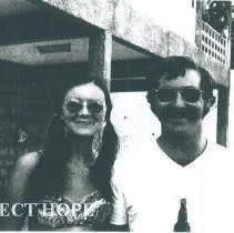 Image of Earl Rogers and Lois Hofstra in Natal Brazil in 1972.