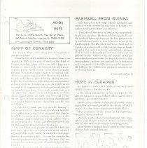 Image of HOPE/NEWS January/February 1966 page 2