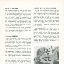 Image of HOPE/NEWS March/April 1966 page 5