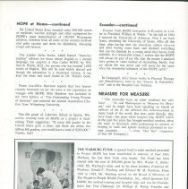 Image of HOPE/NEWS May/June 1966 page 5