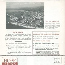 Image of HOPE News Vol 5 No. 4/1967  Page 8