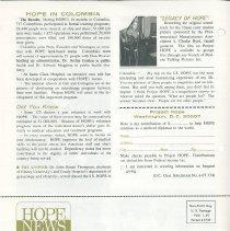 Image of HOPE News Vol. 6 No. 1/1968 age 8