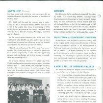 Image of HOPE NEWS Vol 7 No l/1969 Pg 2