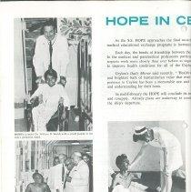 Image of HOPE NEWS Vol 7 No l/1969 Pg 4