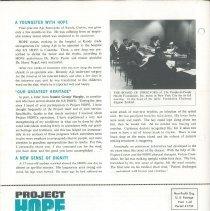Image of HOPE NEWS Vol 7 No l/1969 Pg 8