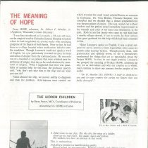 Image of HOPE News Vol 7 No 2/1969 Page 3