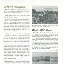 Image of HOPE News Vol 7 No. 3/1969 Page 3