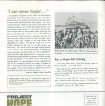 Image of HOPE News Vol 7 No. 3/1969 Page 8