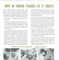 Image of HOPE News vol 8 no 1/1970 Page 3