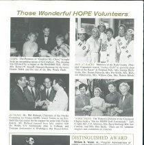 Image of HOPE News vol 8 no 1/1970 Page 5