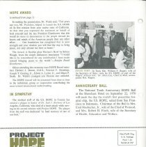 Image of HOPE News vol 8 no 1/1970 Page 8