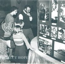 Image of Display at the 20th anniversary, 1978 reunion.
