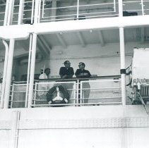 Image of Unknowns aboard the SS HOPE in Jamaica Voyage IX.
