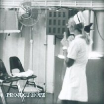 Image of Unknown aboard the SS HOPE in Jamaica Voyage IX.