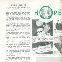 Image of Hope News January/February 1967  Page 2