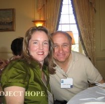 Image of Unknown and Scott Leckman at Carter Hall for the 2008 Reunion in DC.