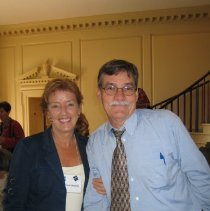 Image of Michele Okamoto and Jack Blanks at Carter Hall for the 2008 Reunion in DC