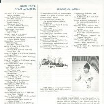 Image of Hope News Vol 5, No 3/1967 Page 3